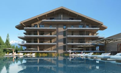 ©Six Senses Crans - Athena Advisers