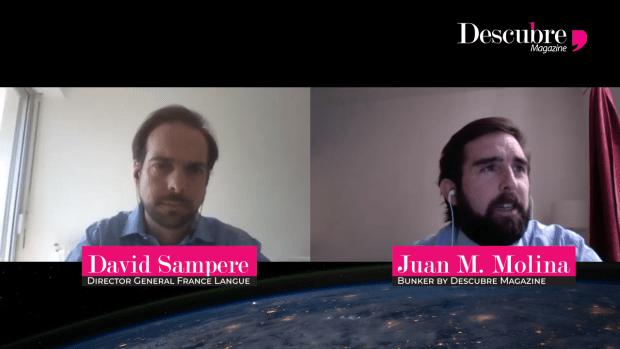Entrevista David Sampere - Descubre Magazine