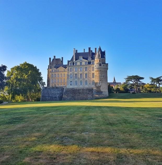 Château de Brissac ©Anjou Tourisme