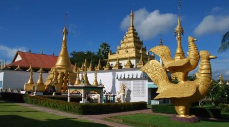 Mae Sot, un rincón de Myanmar en Tailandia
