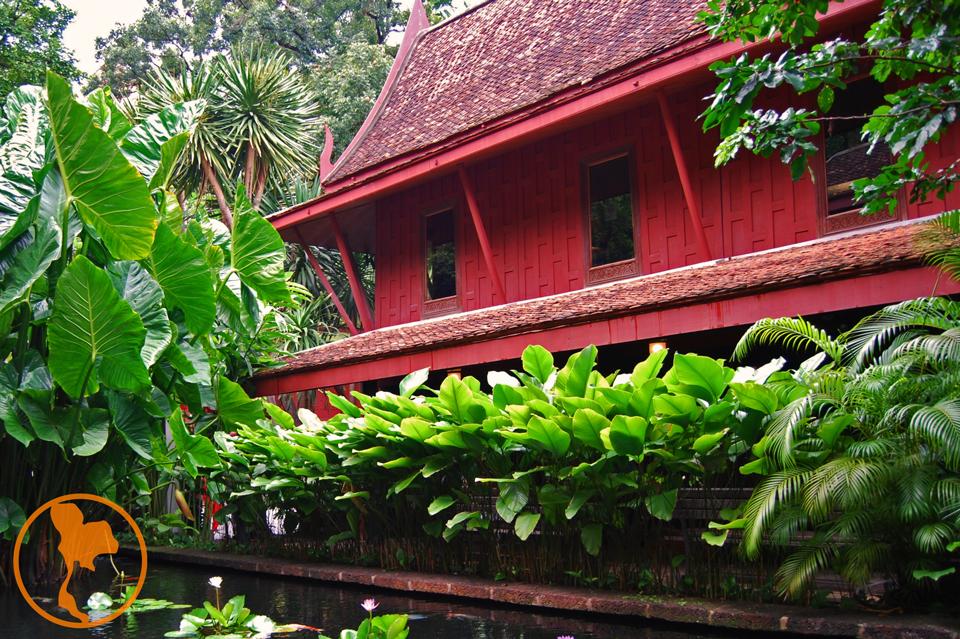 Jim Thomsom - Bangkok - Descubre Tailandia