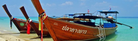 Top 10 experiencias en Tailandia