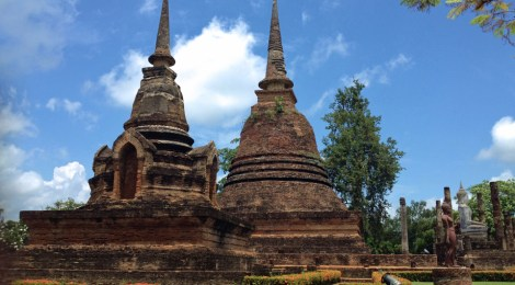 Ciudades históricas de Tailandia