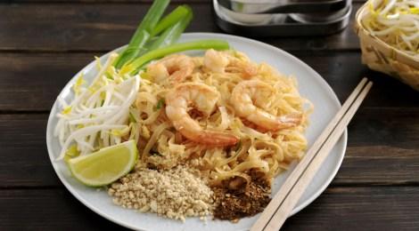 Receta: El auténtico Pad Thai tailandés