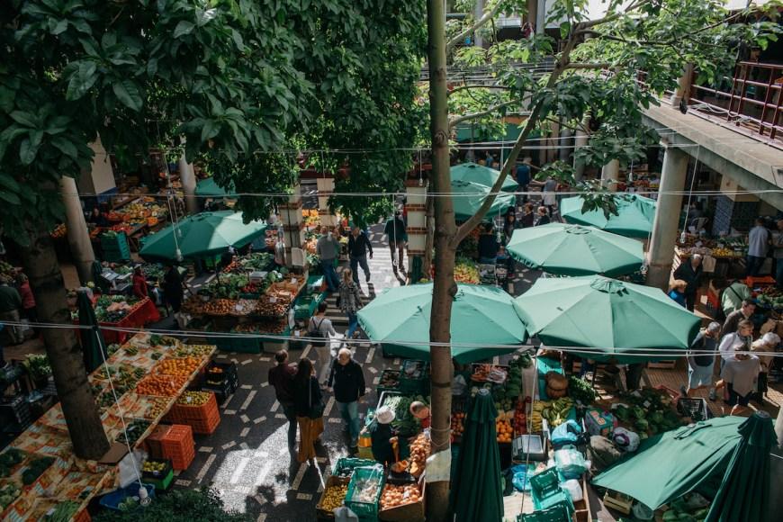 Mercado dos Lavradores de Funchal, Madeira
