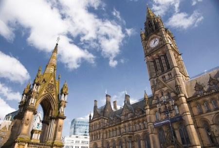 City Hall, Manchester | Descubriendo el mundo con Anna3