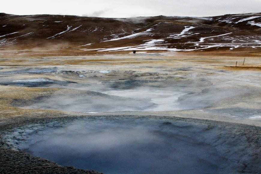 Craters de Hverir