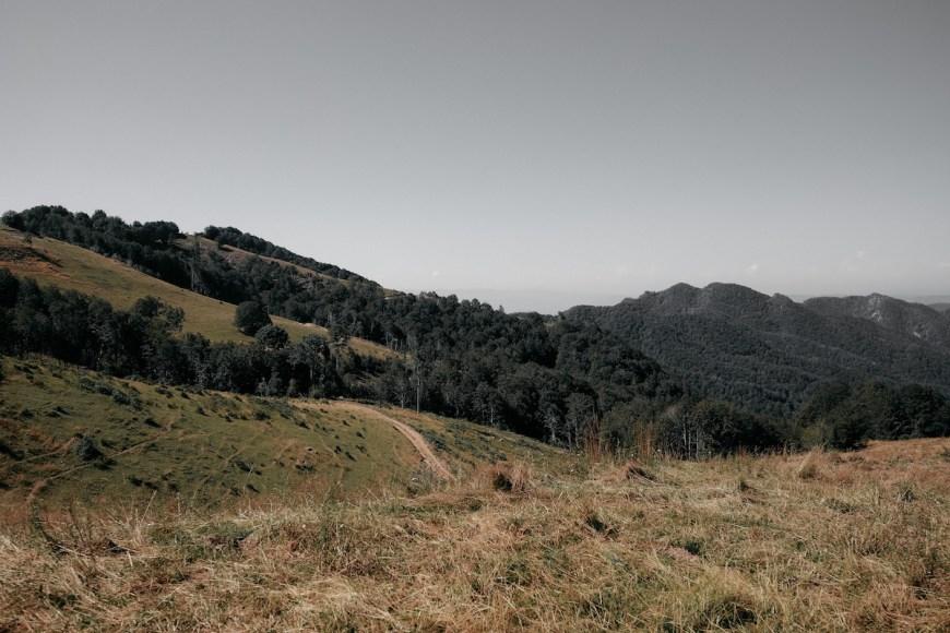 Rasos de Manter en el Puigsacalm, La Garrotxa