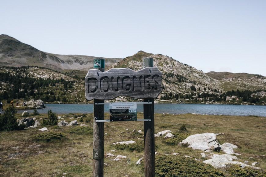 Estany de la Dugues de Les Bouillouses, Francia