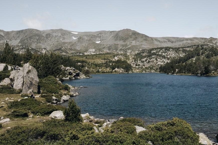 Lac de la Coumasse de Les Bouillouses, Francia