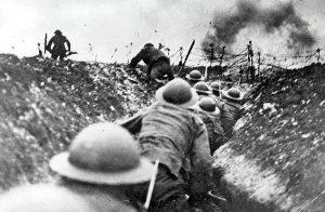 Trincheras Primera Guerra Mundial (The Guardian)