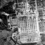 Vista aérea de Birkenau (Memorial y Museo de Auschwitz-Birkenau)