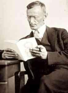 Hermann Hesse en 1927