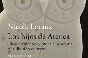 Portada de 'Los hijos de Atenea'   Acantilado.