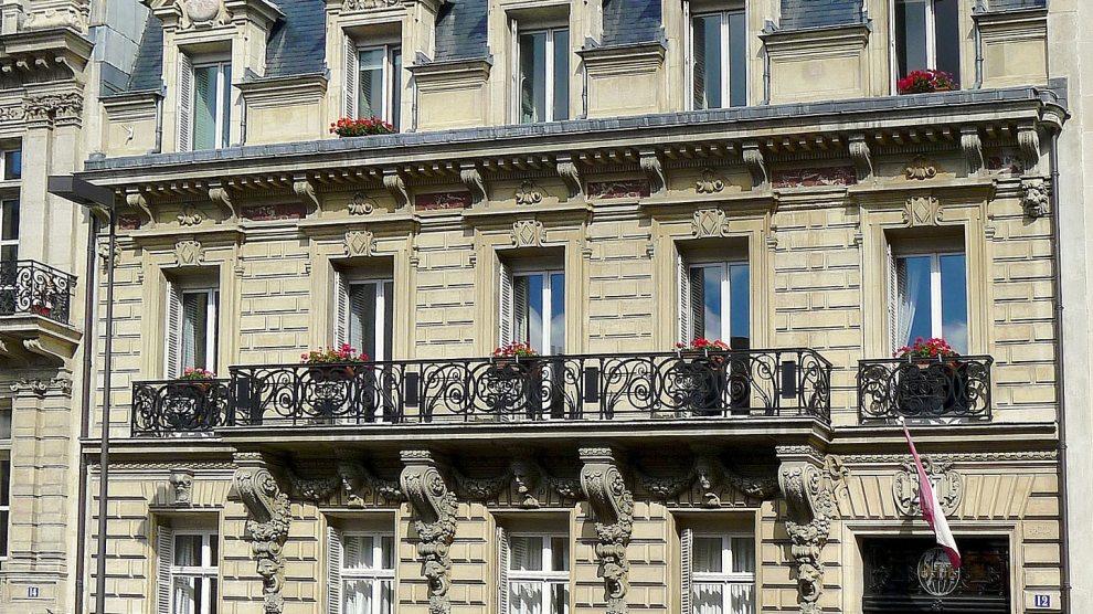 Sede de la OIE, París (Wikimedia).