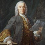 Retrato de Domenico Scarlatti, por Domingo Antonio Velasco (Wikimedia).