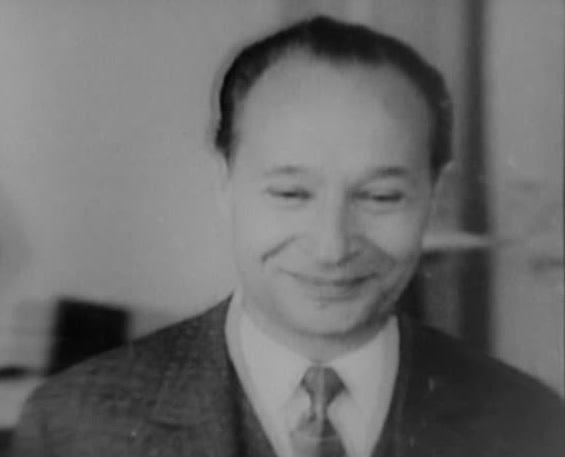 Alexander Dubcek 1968