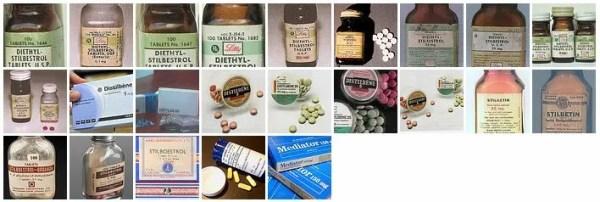 Diethylstilbestrol or DES was sold under many names... some Prescribed Drugs are on Flickr