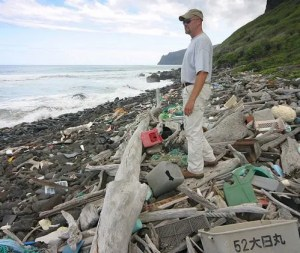 Chemical From Plastic Water Bottles Found Throughout Oceans