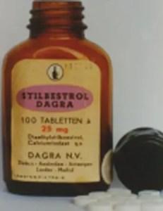 Stilbestrol - Dagra - 25mg