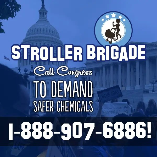 Call Congress to demand #SaferChemicals