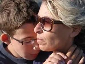 image de Sylvie et de son fils