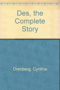 DES the complete story book cover image