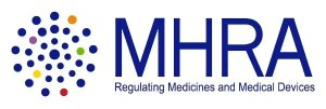 image of the MHRA logo