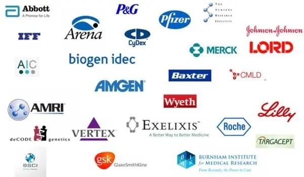 Pharmaceutical-logos