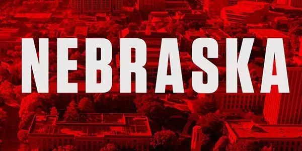 Nebraska university logo image