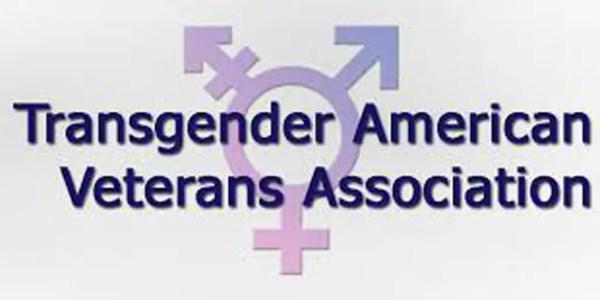 Transgender American Veterans Association logo