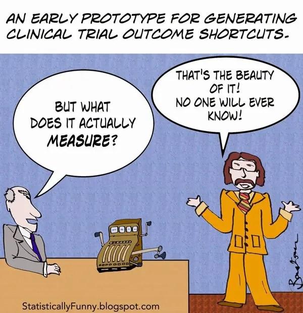 Composite-outcomes cartoon