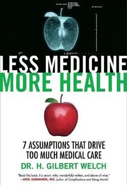 Less-Medicine book cover image