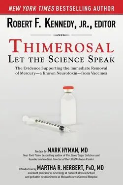 thimerosal book cover image