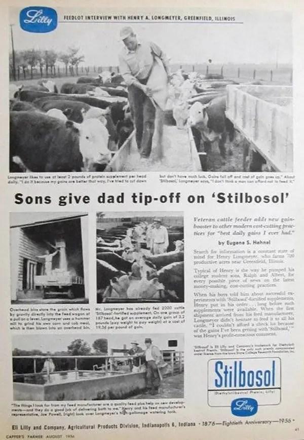 Stilbosol-advert-1956 image