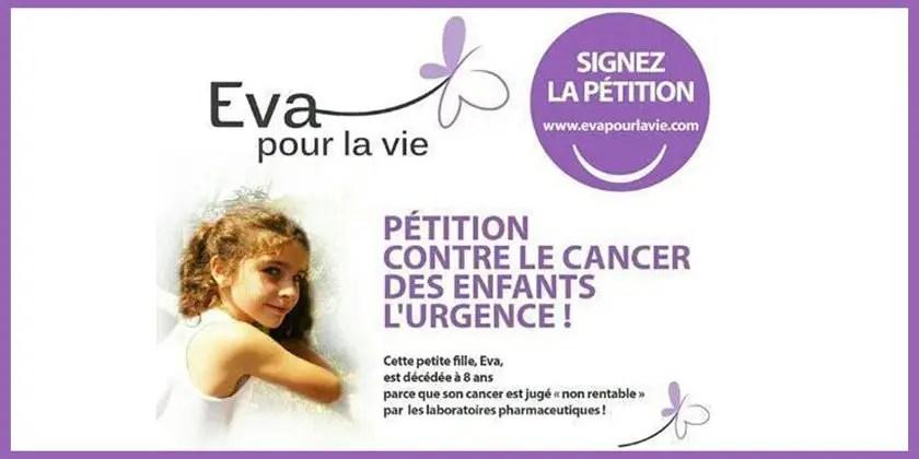 poster pétition eva-pour-la-vie