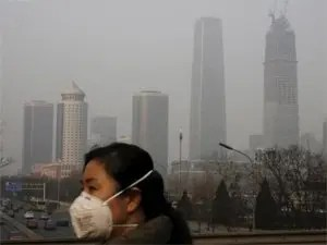 Energy and Air Pollution