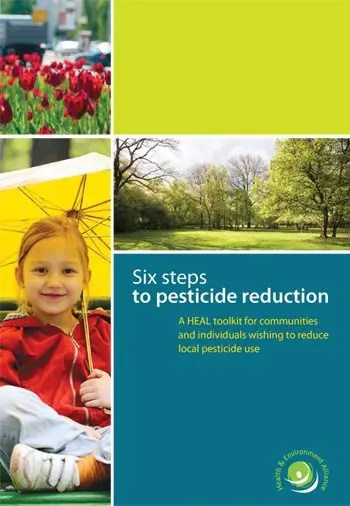 image of Six steps to pesticide reduction