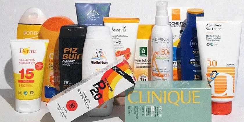 How to choose a sunscreen without problematic chemicals
