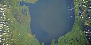 image of okeechobee_lake_from_space