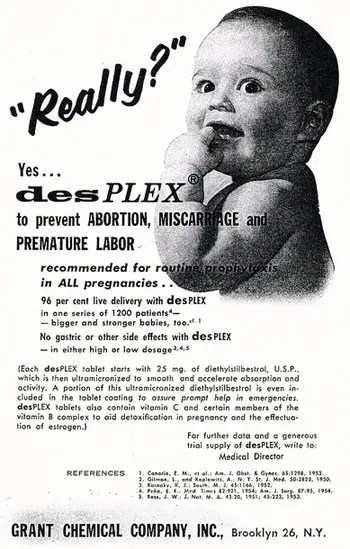 image of desplex advert