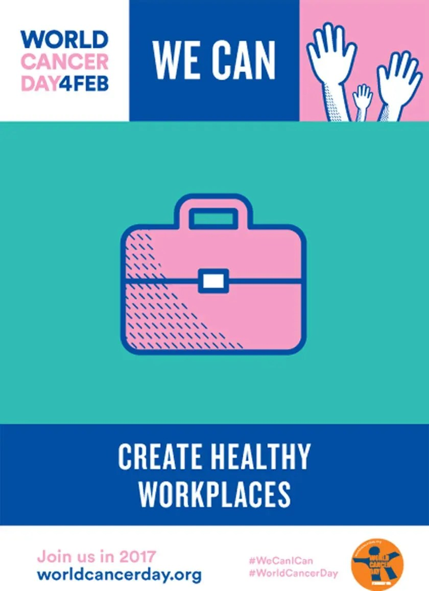 We Can Create Healthy Workplaces