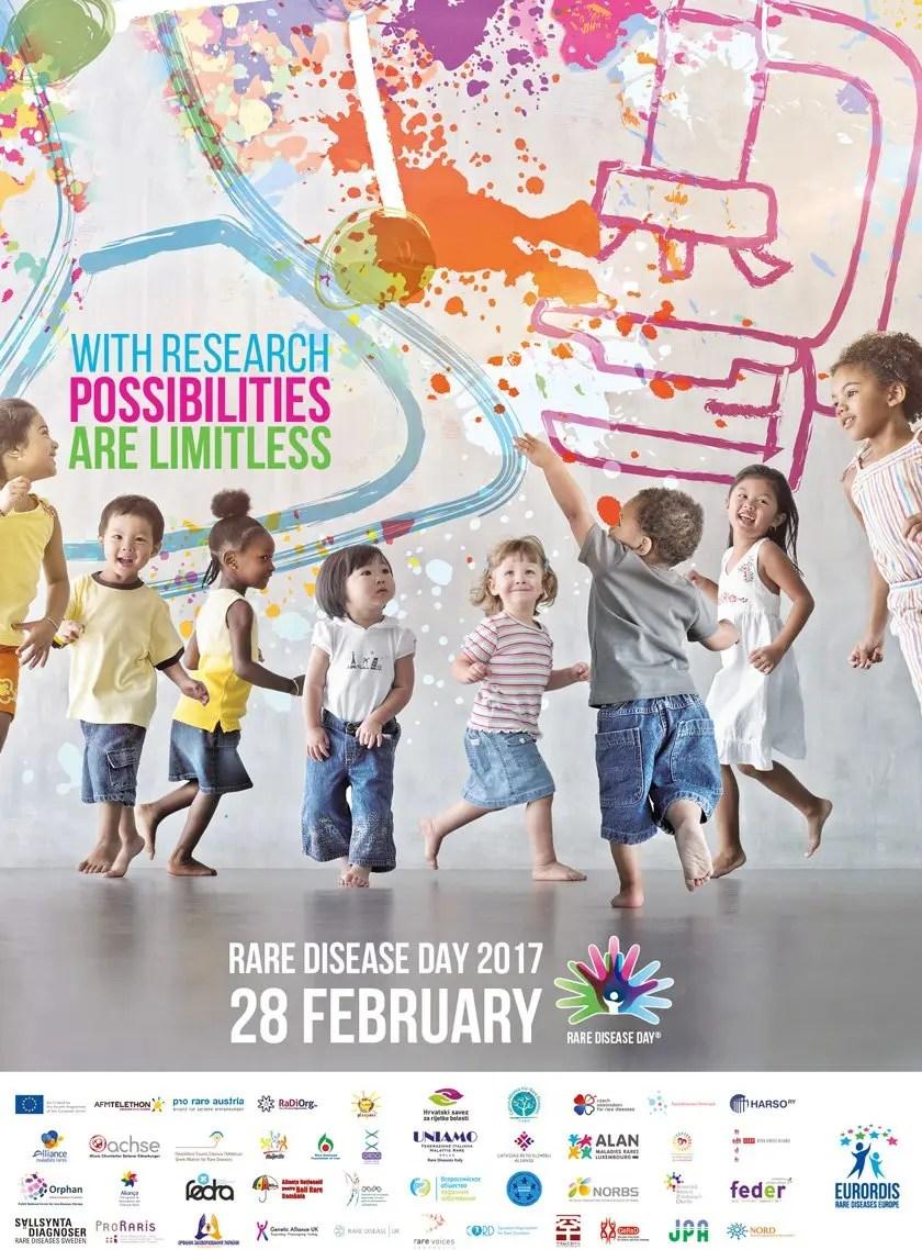 Rare Disease Day 2017 Poster