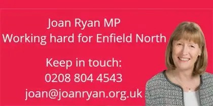 image of Joan Ryan MP