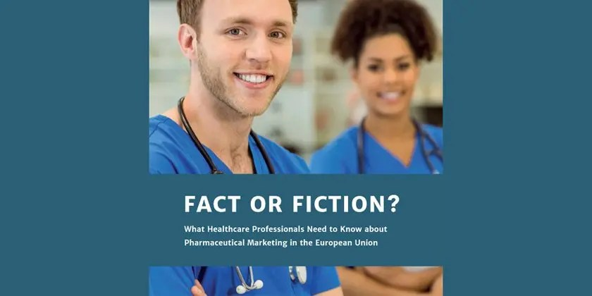 What Healthcare Professionals Need to Know about Pharmaceutical Marketing in the European Union