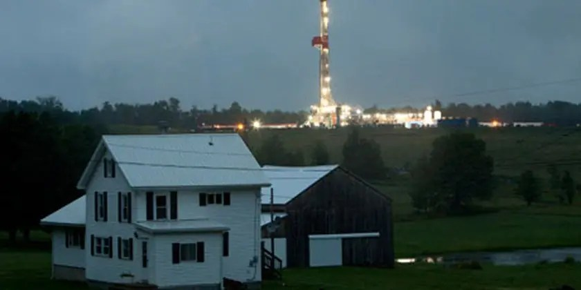 Stress and depression higher among people living near fracking sites