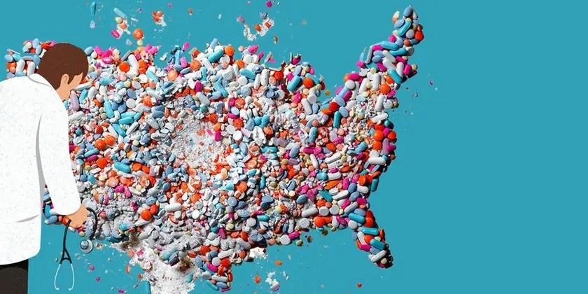 Un lien entre pharmacie et espérance de vie ?