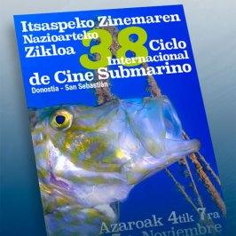 desdedentro.net a concurso en el Ciclo de Cine Submarino de San Sebastián