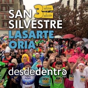 3ª San Silvestre Lasarte-Oria desde dentro