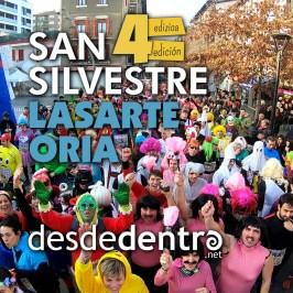 4ª San Silvestre Lasarte-Oria desde dentro